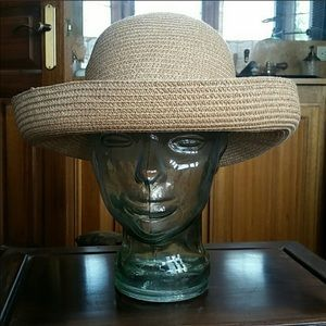 Vintage Betmar Straw Hat - Mint Condition.
